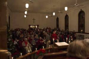 AVL Choral Society Meeting @ Brown Chapel