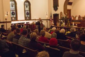 AVL Choral Society Meeting @ Fellowship Hall